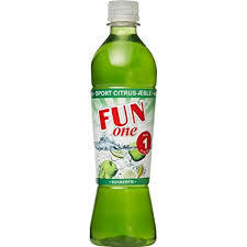 Fun One Citrus Apfel 0,5l