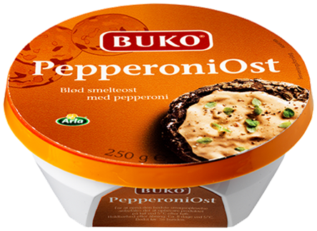 Buko Pepperoni 250 g