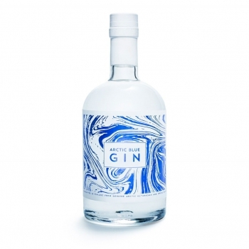 Arctic Blue Gin, 46,2% vol. 0,5 L