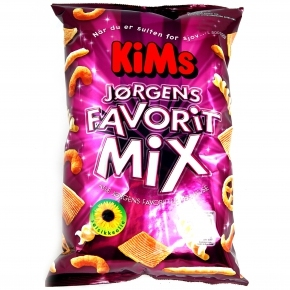 KIMs Jörgens Favorit Mix 140g